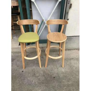 胜芳酒吧椅批发 酒吧台椅子 复古美式吧椅 高脚椅凳 KTV前台椅 高脚椅 吧台凳 理发椅 靠背酒吧椅 升降椅 军发家具