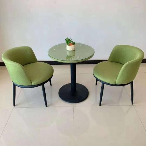 胜芳家具批发 伊姆斯桌 休闲椅 咖啡台 咖啡桌椅组合 小圆桌 三件套会客桌椅 接待桌椅 洽谈桌椅 简约现代 三林家具