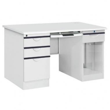 钢制办公桌 电脑桌 铁桌子 铁皮桌 铁皮文件柜 书房家具 办公家具驰创家具