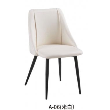 胜芳批发 家用现代 轻奢 铁艺酒店餐厅椅 北欧风 靠背休闲椅 餐椅 软包椅 餐厅椅简约邦桥家具