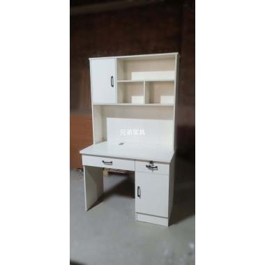 胜芳电脑桌批发 电脑台 写字台 带抽屉电脑桌 家用台式 木质电脑桌 书房家具 卧室家具 兄弟家具