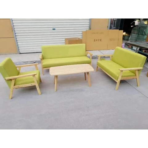 胜芳沙发批发  客厅沙发 时尚沙发 休闲沙发  洽谈沙发  实木茶几 木质沙发布艺沙发