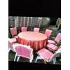 胜芳餐桌椅批发 复古式餐桌椅 实木餐桌椅 主题餐桌椅 转印餐桌椅 钢木家具 快餐桌椅 休闲家具 伟旺家具