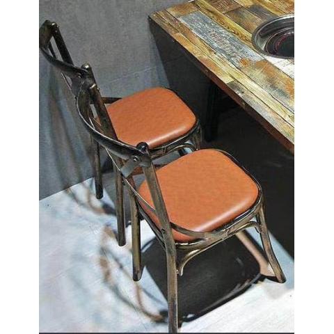 胜芳家具批发 浴室卡座  吧台椅 蝴蝶椅 四连体 飞鸿家具
