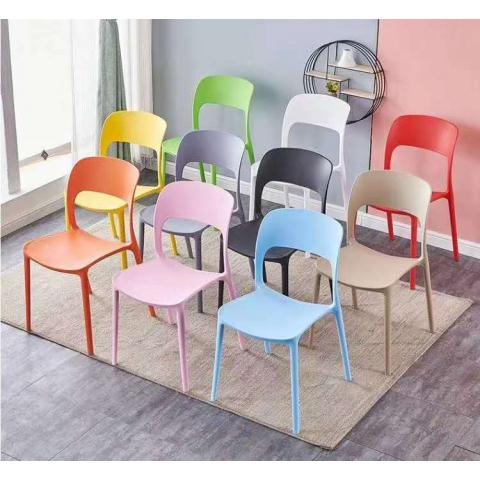 胜芳家具批发咖啡椅 伊姆斯 创意椅 塑料凳 设计师椅 时尚简约 休闲椅 伊姆斯椅子 餐厅家具 书房家具 休闲家具 扣椅 创赢家具