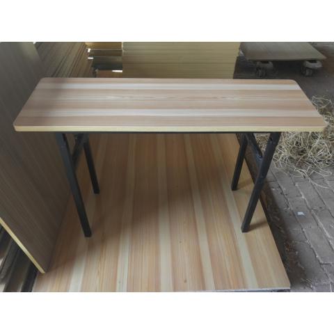 胜芳家具 折叠桌 培训桌  会议折叠桌  饭店小吃折叠桌子  乐旺家具