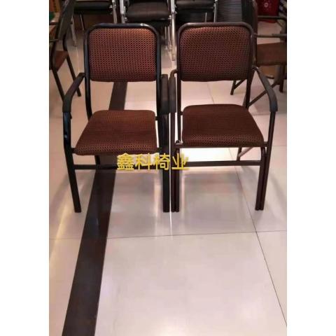 胜芳家具批发 办公椅 培训椅电脑家用办公网布椅子职员 会议 透气网布椅 会议椅 会客椅 接待椅 餐椅 皮质办公椅 弓形腿办公椅  鑫阳家具