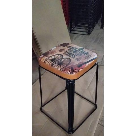 胜芳批发 现代时尚凳子 方凳 成人 加厚 塑料凳 家用凳子 餐桌凳 套凳 梦阳家具