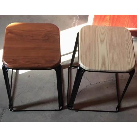 胜芳批发 现代时尚凳子 方凳吸塑  成人 加厚 塑料凳 家用凳子 餐桌凳 套凳 梦阳家具