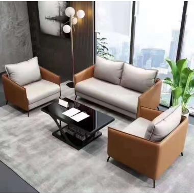 胜芳沙发批发 商务办公沙发 休闲沙发 沙发三件套客厅沙发皮革沙发 会客接待室沙发 经理室沙发  三人位沙发 双人位沙发单人位沙发时尚铁艺沙发茶几组合大洋家具
