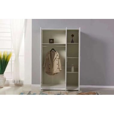 胜芳家具批发 衣柜 木质衣柜 板式衣柜批发 现代简约衣柜 卧室家具 东升家具