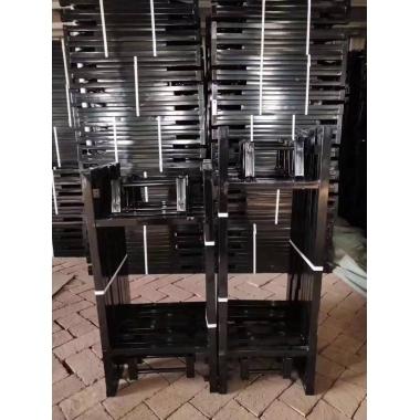 胜芳桌架批发 铁艺桌架 不锈钢桌架 餐厅桌架 餐台支架 餐桌脚 书桌桌架 折叠桌架 餐厅家具 饭店家具刷铜八字架 红生家具