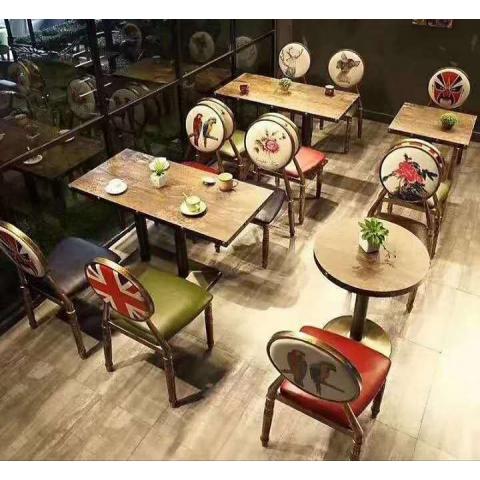 胜芳家具批发 太阳椅 叉背椅  八角椅 酒店 西餐厅  飞鸿家具