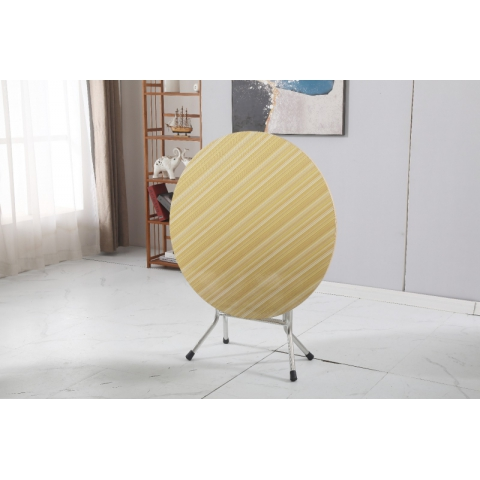 专业生产多层板树脂方,圆折叠桌
