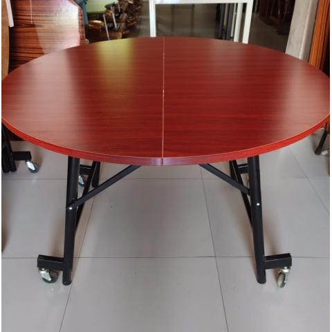 胜芳酒店家具批发 主题餐桌椅 两折桌  餐桌椅 实木餐桌椅 快餐桌椅 裕鑫家具