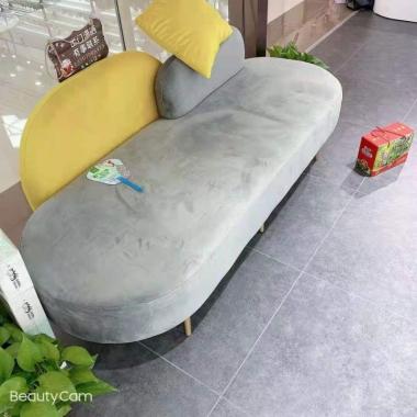 胜芳沙发床 折叠沙发床 铁扶手沙发床 胜芳布艺沙发批发 卡座 简约沙发 布沙发 布艺转角沙发 客厅家具 名雅家具