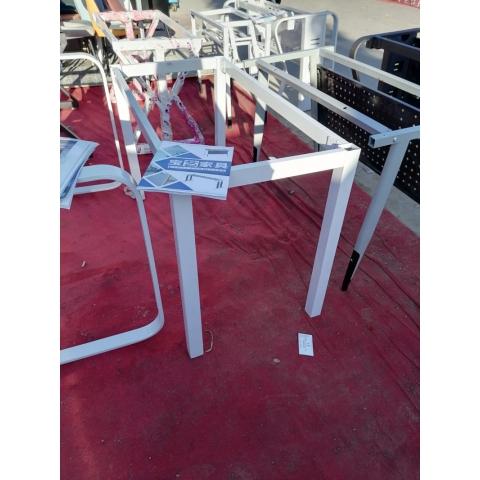 胜芳桌架批发 铁艺桌架 不锈钢桌架 餐厅桌架 餐台支架 餐桌脚 书桌桌架 折叠桌架 餐厅家具 饭店家具 简易家具 宝艺家具