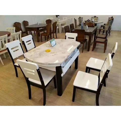 胜芳餐桌批发 理石餐桌 理石餐台 欧式餐桌 欧式餐台 简约餐桌 小户型理石餐桌 理石餐桌椅组合 餐厅家具 欧式家具 餐厨家具 四通家具