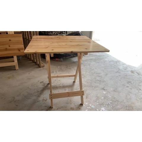 爆款实木手提桌