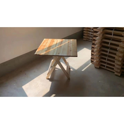 爆款网红实木手提桌