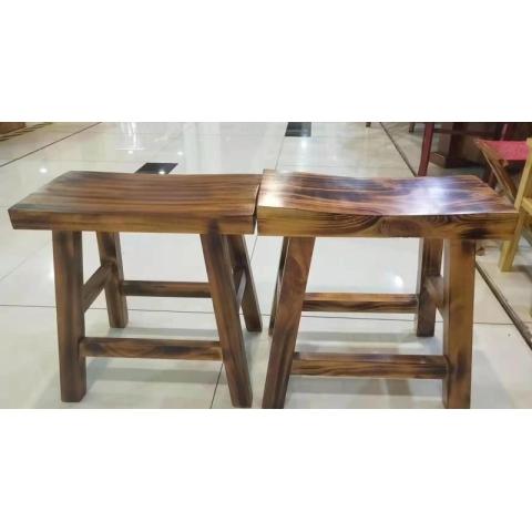 胜芳凳子批发 实木 凳子 家用 客厅 方凳 现代 矮椅子 简约 双全实木家具