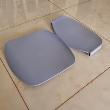 【嘉琪家具】排椅配件:注塑排椅座背板-塑料面-排椅座板排椅配件 HY-089