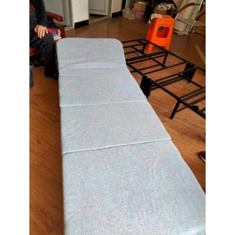 胜芳折叠床 龙骨床  高低床 双人床 铁艺床 简约欧式床 架子床 行军床 单人床 批发 付强家具折叠床批发