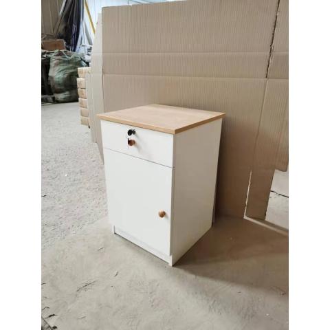 胜芳床头柜批发 储物柜 收纳柜 简约床头柜 中式储物柜 卧室家具  鑫鹰家具