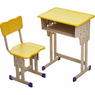 【嘉琪家具】厂家直供课桌椅,三种颜色,现货2000套