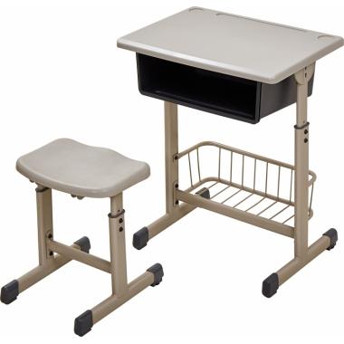 【嘉琪家具】厂家直TC1-24款课桌凳,三种颜色,现货2000套