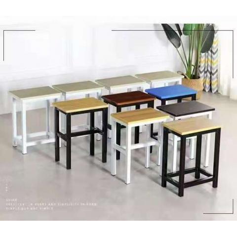 胜芳凳子批发 休闲凳 时尚简约 洽谈凳子 小凳子 餐厅家具 休闲家具 圣之达家具