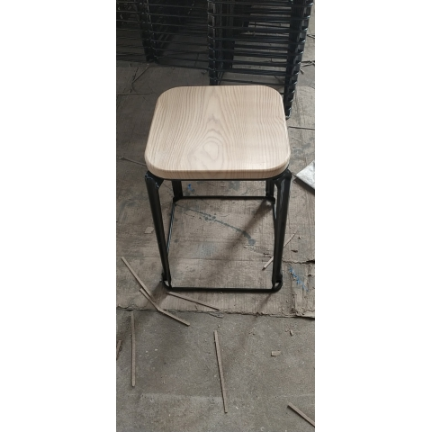 胜芳铁腿凳子批发   钢筋凳,套凳,方凳  北欧凳 软包凳 铁腿凳子 双兴家具