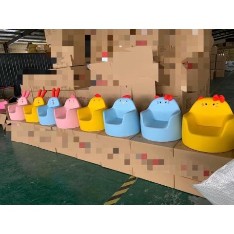 儿童沙发定型棉沙发卡通沙发儿童座椅