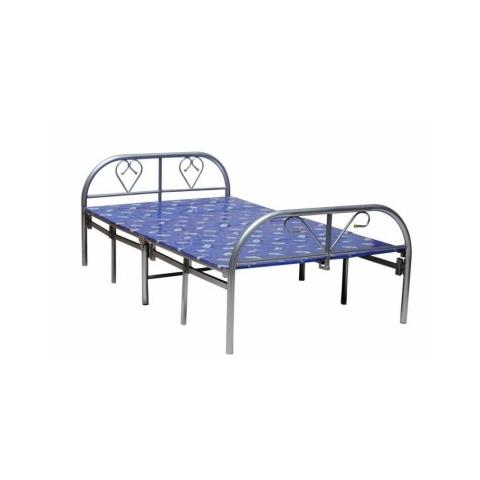 胜芳床铺批发 折叠床 单人床 双人床 高低床 午休床 行军床 简易床 铁质板床 板床批发军龙家具