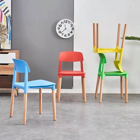 胜芳家具批发 才子椅 伊姆斯椅 休闲椅 塑料椅 咖啡椅 咖啡桌椅组合 网红椅 三件套会客桌椅 接待桌椅 洽谈桌椅 简约现代 小龙人家具