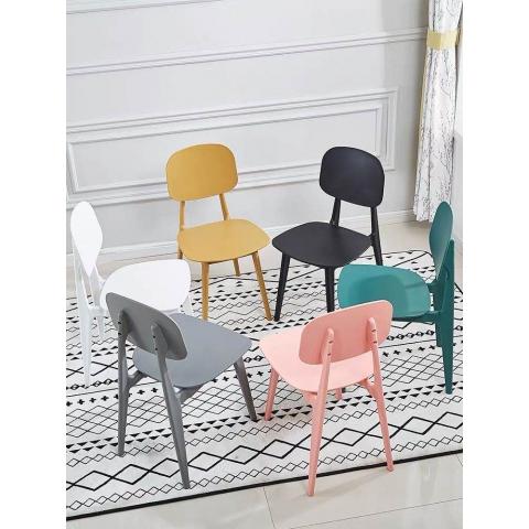 胜芳家具批发 马卡龙椅 伊姆斯椅 休闲椅 塑料椅 咖啡椅 咖啡桌椅组合 网红椅 三件套会客桌椅 接待桌椅 洽谈桌椅 简约现代 小龙人家具