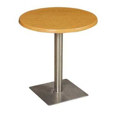 胜芳餐桌椅批发 餐桌 圆桌 实木桌 北欧简约时尚 咖啡桌 洽谈桌 冠利家具