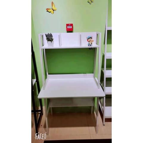 胜芳学习桌批发 儿童课桌 校具 简易书架 书桌 学习桌 课桌系列 写字台 尚易家家具