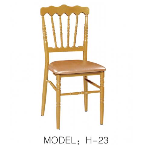 胜芳酒店家具批发 竹节椅 酒店宴会椅 户外椅 金属椅 现代餐椅 接待椅 宏达酒店家具