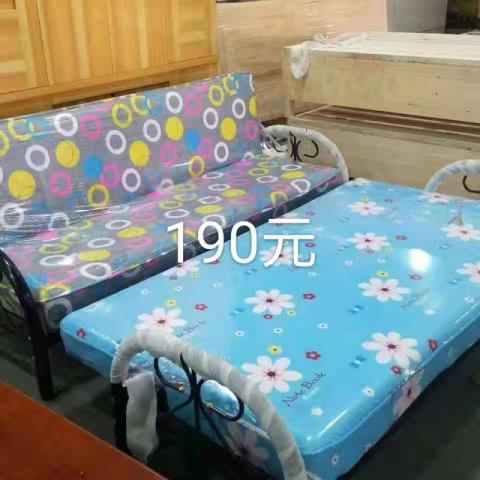 胜芳沙发床批发  特价沙发床 库存沙发床 多功能沙发床 折叠沙发床 变形软床 休闲家具 软体家具 客厅家具 峥峰家具