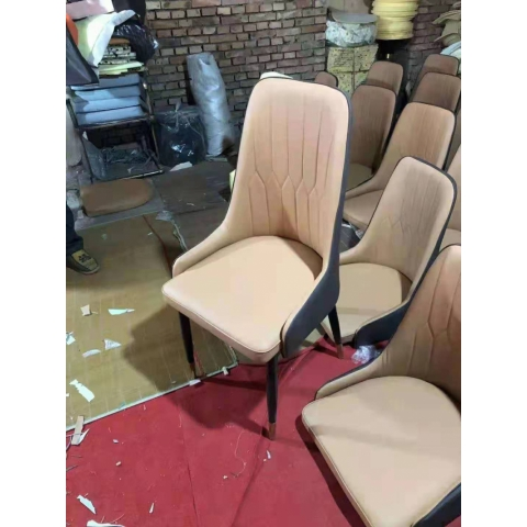 胜芳餐椅批发 简约 现代  靠背 休闲 软包椅 休闲椅 餐椅 快餐椅 简约餐椅