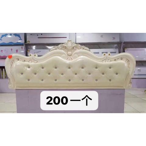 胜芳床头批发 特价床头 库存床头 软床床头 婚床床头 卧室家具 峥峰家具