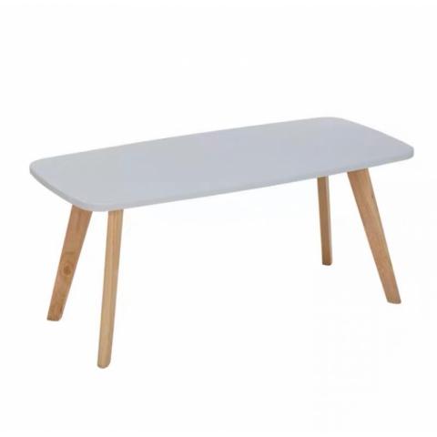 北欧小户型现代简约实木茶几日式边几长方形桌子喝茶客厅咖啡桌