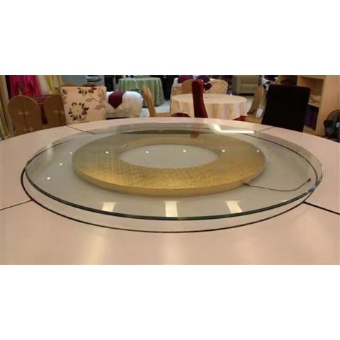 胜芳转盘批发 玻璃转盘 餐桌转盘 桌面转盘 实心大转盘 钢化玻璃转盘 酒店家具 佳绩钢化玻璃
