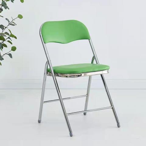 胜芳折叠椅批发 皮革椅 塑料网椅 胜芳折椅批发 折叠椅 家用会客椅 餐椅 电脑椅 桥牌椅 莲轩家具
