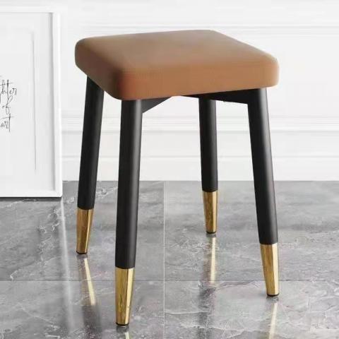 胜芳批发 现代时尚凳子 方凳吸塑 成人 加厚 塑料凳 家用凳子 餐桌凳 套凳 永萱家具