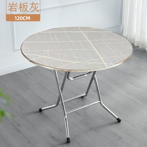 胜芳折叠桌 快餐桌 钢木酒店家具 简易折叠桌 手提桌 方圆桌 圆盘桌 木质折叠桌 益琳家具