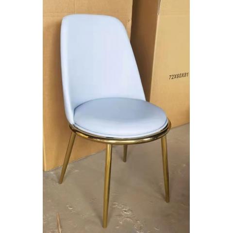 胜芳休闲轻奢桌椅批发,轻奢餐椅咖啡桌椅,网红桌椅,洽谈,接待桌椅,钛金桌椅,北欧钛金桌椅 斯伯特椅业