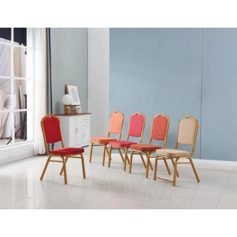 胜芳酒店家具批发 贵宾椅 酒店宴会椅 餐桌椅  金属椅 现代餐椅 靠背椅 接待椅 宏达酒店家具